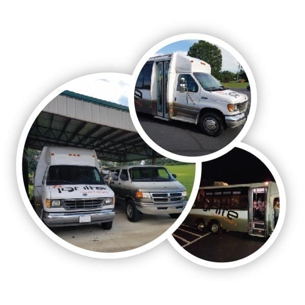 New youth and student bus transportation - Christ Community Church The Pentecostals - Henderson, TN