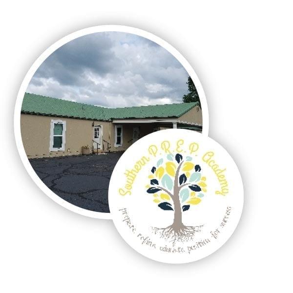 converted building - Christ Community Church The Pentecostals - Henderson, TN