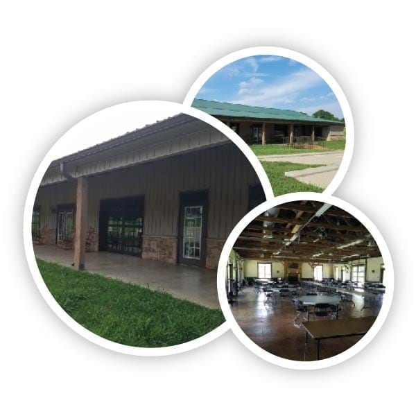 new pavilion and youth center - Christ Community Church The Pentecostals - Henderson, TN