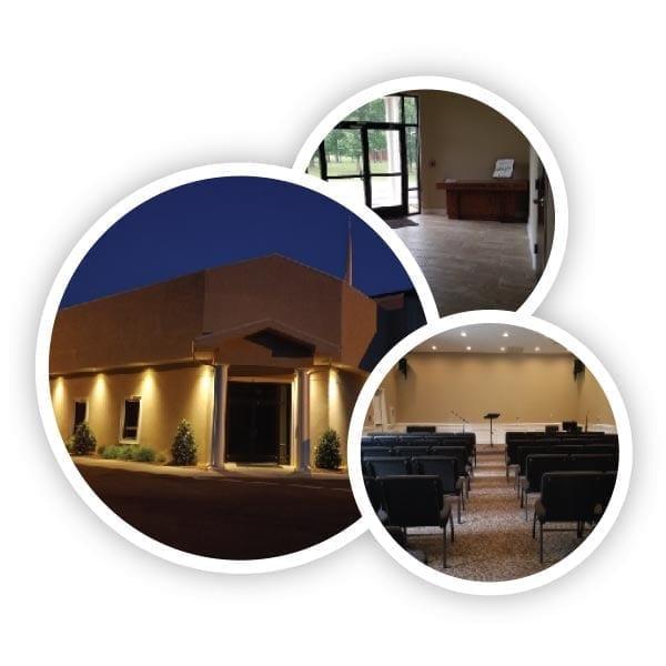 new prayer chapel - Christ Community Church The Pentecostals - Henderson, TN