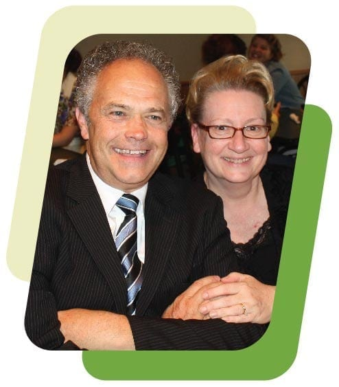 Pastor Michael & Allison Rickenbaker - Christ Community Church The Pentecostals - Henderson, TN