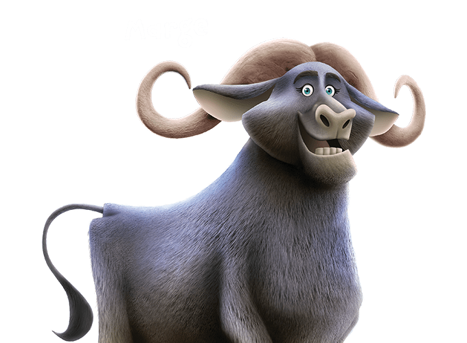 Marge the water buffalo Roar Vacation Bible School - Christ Community Church The Pentecostals - Henderson, TN