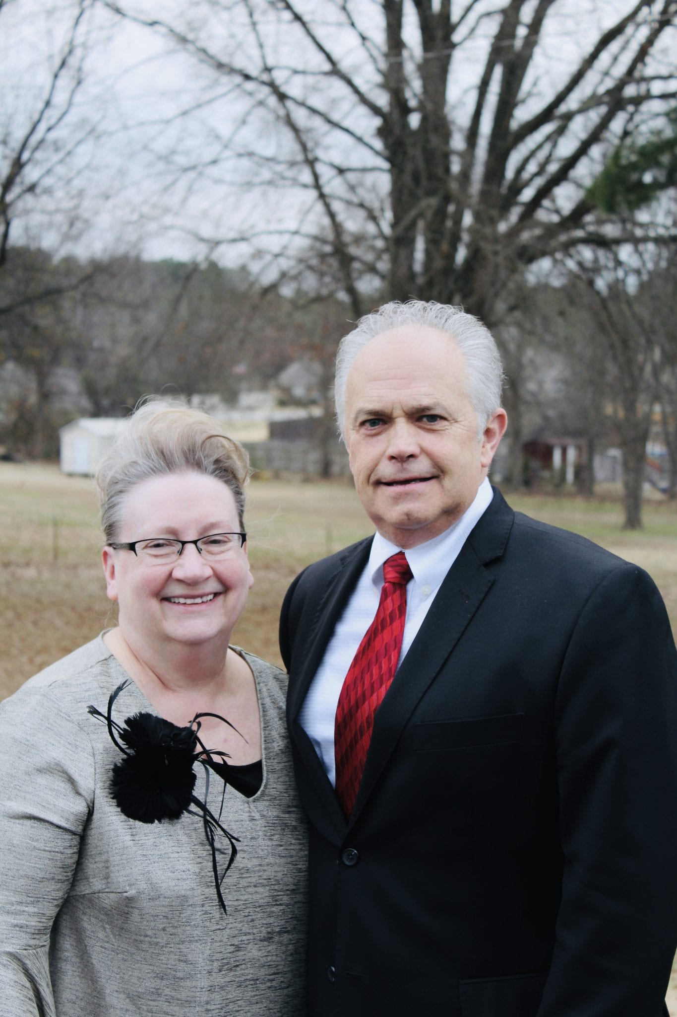 Pastor Michael and Allison Rickenbaker - Christ Community Church The Pentecostals - Henderson, TN